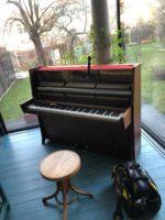 Jak umístit správně piano